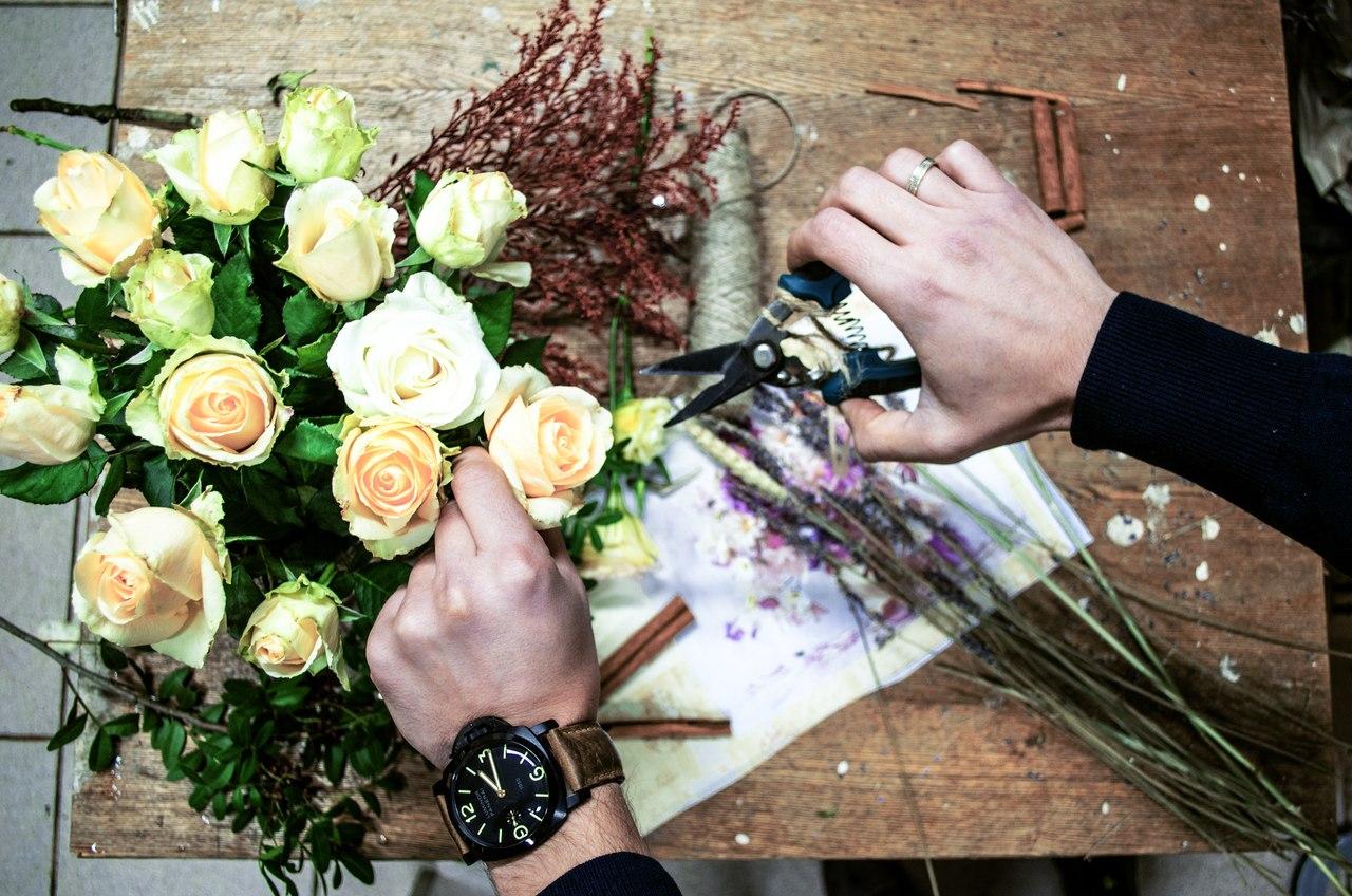 Стабилизированные цветы своими руками мастер 350