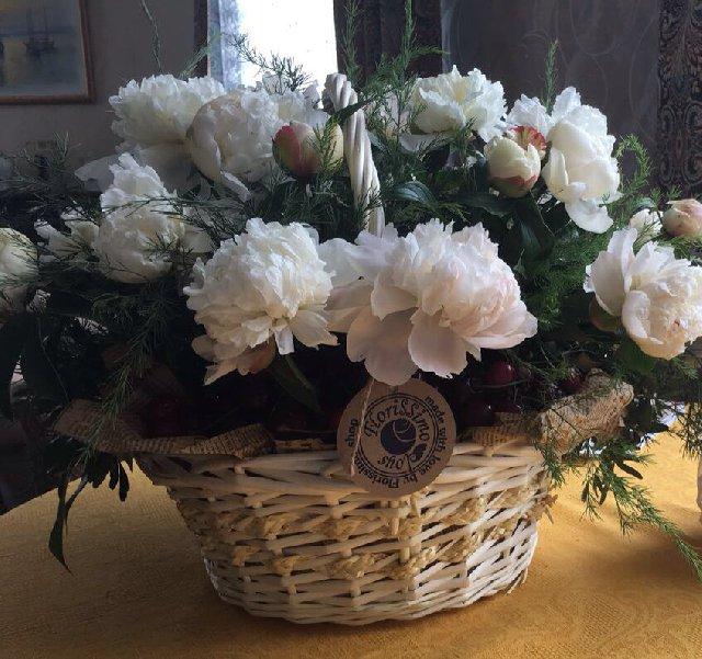 Новгородской самый большой свадебный букет россии собрали ростовские флористы ромашек шары